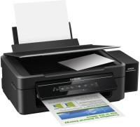 Epson L-405 Multi-function Printer(Black, Refillable Ink Tank)