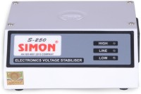 View simon 0.25KVA Voltage Stabilizer For Television Up To 42