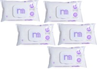 Mothercare All We Know Fragrances Baby Wipes 5 pkt ( 72 pcs x 5 pkt)(5 Pieces)