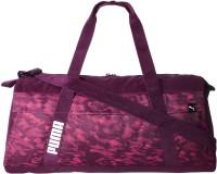 Puma Core Active Sportsbag L Gym Bag(Purple)