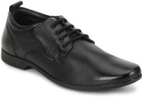 Red Chief RC3462 001 Derby For Men(Black)