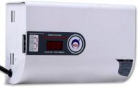 View simon 5 KVA DIgital Voltage Stabilizer For 2 Ton A.C.(White) Home Appliances Price Online(simon)