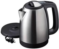 Lagom MS -55 Hot Water Pot Portable Boiler Tea Coffee Warmer Heater Cordless Electric Kettle Electric Kettle(1.8 L, Silver)