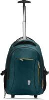 View Novex 15.6 inch Trolley Laptop Strolley Bag(Green) Laptop Accessories Price Online(Novex)