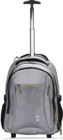 View Novex 15.6 inch Trolley Laptop Strolley Bag(Grey) Laptop Accessories Price Online(Novex)