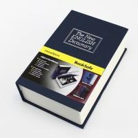 MK Medium Book Style Money Cash Locker Jewellery Home Safe Box Dictionary -Multicolor Safe Locker(Key Lock)