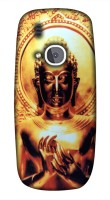 99Sublimation Back Cover for Nokia 3310, Nokia 3100(Lord Budha Buddhist, Plastic)