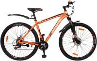 X Bicycle Air 29er Bike For Adults Orange 29 T 21 Speed Mountain Cycle(Orange)