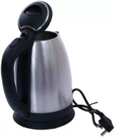Lagom LM -77 Hot Water Pot Portable Boiler Tea Coffee Warmer Heater Cordless Electric Kettle Electric Kettle(1.8 L, Silver)