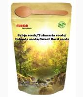 FUSON Sabja seeds/Falooda seeds(100 g) - Price 145 51 % Off