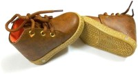 Hyfex Boys Lace Casual Boots(Brown)