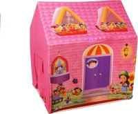 Playhood My Cottage LED Kids Play Tent House(Pink)