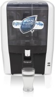 Aquaguard Enhance UV+UF 7 L UV + UF Water Purifier(white & black)