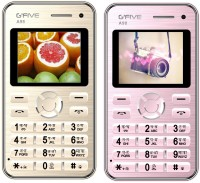 Gfive A98 Combo of Two Mobile(Rose, Champagne) - Price 1859 38 % Off