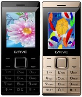 Gfive Z9 Combo of Two Mobile(Black, Champagne gold) - Price 1742 12 % Off