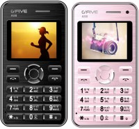 Gfive A98 Combo of Two Mobile(Rose, Black) - Price 1859 38 % Off