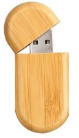 View Nexshop Wooden Removable Storage Magnet Suction Cover 32GB USB Pendrive 32 GB Pen Drive(Brown) Price Online(nexShop)