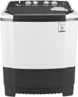 LG 6.5 kg Semi Automatic Top Load Washing Machine (P7550R3FA, Dark Grey)