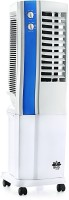 View BMS Lifestyle Mini Tower Air Cooler(White, 12 Litres) Price Online(BMS Lifestyle)