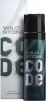 Wild Stone Code Steel Perfume Body Spray (120ML)