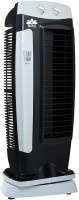 View BMS Lifestyle TF-301 Big Portable Revolving & Oscillating 0 Blade Tower Fan(Black) Home Appliances Price Online(BMS Lifestyle)