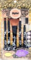 Styler Makeup Brush Organizer(Black) - Price 109 63 % Off