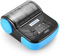 OVIO 80mm Bluetooth Thermal and Barcode Wireless Printer POS Receipt Printer Portable Rechargeable Thermal Receipt Printer