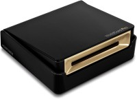 Penpower Worldcard Pro For Windows And Mac WCU02A Scanner(Black & Gold)