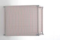 Pull 'n' Dry Pull 'n' Dry Laundry Bag Steel Floor Cloth Dryer Stand(Grey)
