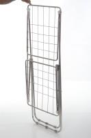 Pull 'n' Dry Pull 'n' Dry 4 Way floor Stand-Stainless Steel Stainless Steel Floor Cloth Dryer Stand(Steel)