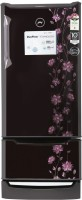 View Godrej 255 L Direct Cool Single Door 4 Star Refrigerator(Zinnia Wine, RD EDGE DUO 255 PD INV4.2) Price Online(Godrej)