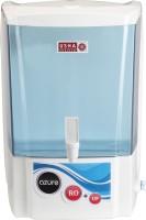 View Usha Shriram Azure 8 RO + UF Water Purifier(White) Home Appliances Price Online(Usha Shriram)