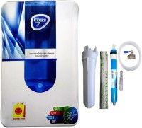 View Shopping Store Edge seven 8 RO + UV + UF + TDS Water Purifier(White) Home Appliances Price Online(Shopping Store)