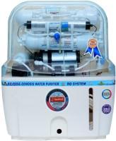 View Aqua Fresh 'aquafresh' 12 RO + UV +UF Water Purifier(Blue, White) Home Appliances Price Online(Aqua Fresh)