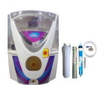 View Shopping Store Candy new model 17 RO + UV + UF + TDS Water Purifier(White) Home Appliances Price Online(Shopping Store)