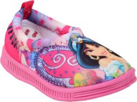 WINDY Girls Slip on Casual Boots(Pink)