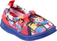 WINDY Boys & Girls Slip on Casual Boots(Blue)