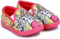Barbie Girls Slip on Espadrilles(Pink)