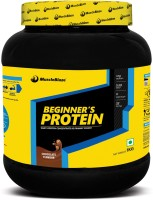 MuscleBlaze Beginners Protein (Chocolate, 1KG)