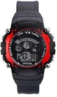 MAPA STYLE 7 LIght Red Digital Wrist Boys & Girls Digital Watch MPSTYLE 001 Watch  - For Men