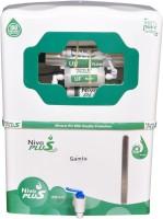 View SAMTA Niva plus 12 L RO + UV +UF Water Purifier(Green) Home Appliances Price Online(SAMTA)
