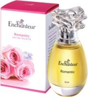 Enchanteur Romantic Eau de Toilette - 50 ml(For Women)
