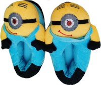 Apple Despicable Me Minion Stuart Home Slippers Slippers