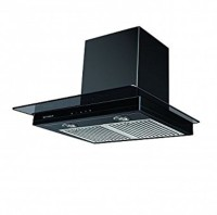 Faber SUPER PLUS BK TC LTW 60 CHIMNEY ( with free gift sandwich maker from Giftipedia) Wall Mounted Chimney(Black 1000)