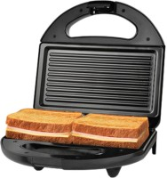 starvin mega star sandwich toaster t-9 Toast(Black)