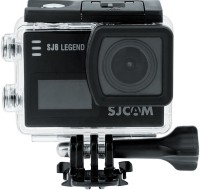 SJCAM SJ6 LEGEND Adjustable Viewing Angle: 166° H= 120° V=89° Sports & Action Camera(Black)