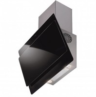 faber HOOD MIRROR PLUS BK/WH TC LTW (with free gift cutlery set from Giftipedia) Wall Mounted Chimney(Black 1000)