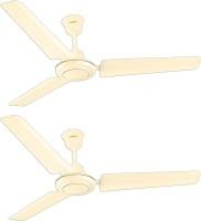 View Luminous Rapid 1200mm 3 Blade Ceiling Fan(Pearl Cream) Home Appliances Price Online(Luminous)