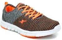 Sparx SL-108 Running Shoes For Women(Grey, Orange)
