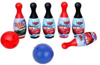 Taaza Garam Kids High Quality imported Bowl It Junior Indoor & Outdoor Bowling Game for Kids Ages 3+ - Multicolour (Design May Vary) Bowling